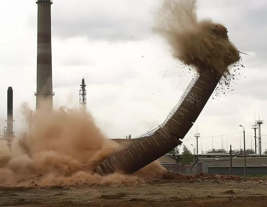 Демонтаж труб, демонтаж дымовых труб, демонтаж канализационных труб, демонтаж водопроводных труб, Апрель, группа компаний, СПб, Питер, Санкт-Петербург