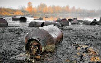 В Петербурге самая загрязненная почва